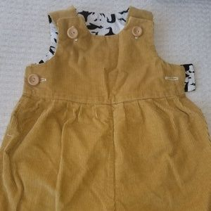 Other - Corduroy short overall